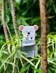Pop out Koala Bären 3D  DIY
