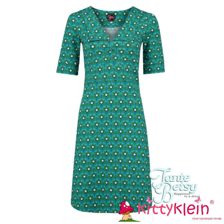 Dress Claudia Moddie Green Tante Betsy