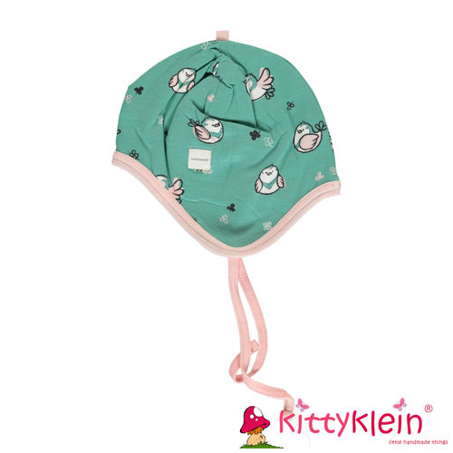 Hat Helmet Velour LITTLE SPARROW Maxomorra | kittyklein ®