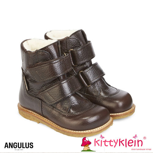Angulus TEX-boot with velcro straps