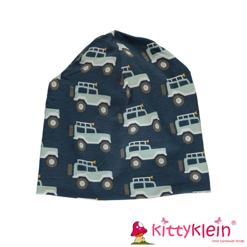 Beanie Mütze JEEP ADVENTURE Maxomorra | kittyklein ®