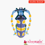Rosalia Beetle studio Roof