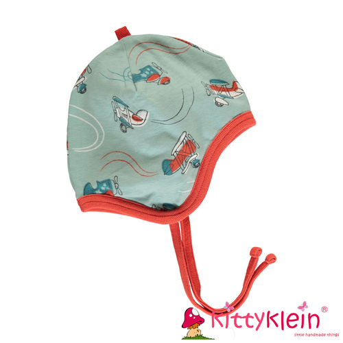 Hat Helmet Velour AIR SHOW Maxomorra | kittyklein ®