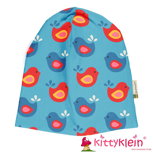 Beanie Mütze BRIGHT BIRDS Maxomorra | kittyklein ®