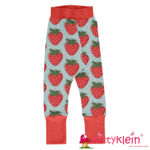 Pants Drop Crotch Sweat STRAWBERRY Maxomorra