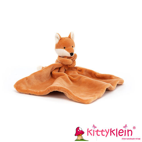 My Friend Fox Soother | Schnuffeltuch | Jellycat | kittyklein®