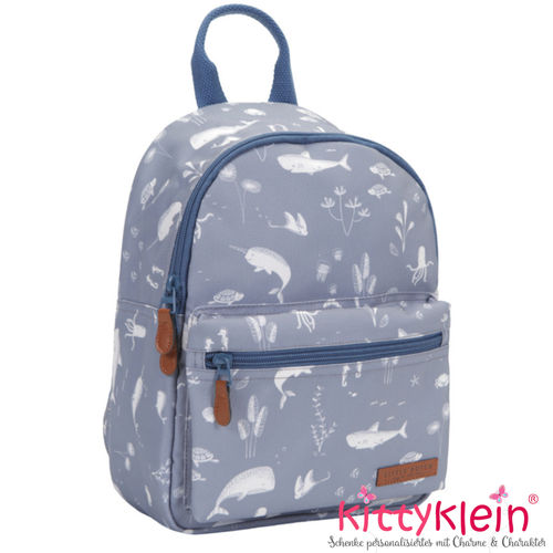 Little Dutch | Kinderrucksack Ocean Blue | LD44942 | kittyklein®