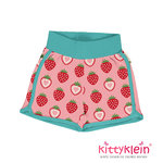 Runner Shorts | STRAWBERRY | Erdbeeren | rosa rot |  Maxomorra | kittyklein ®
